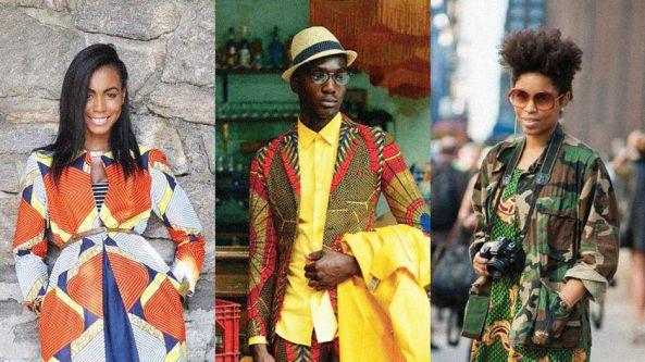 foto moda Africa