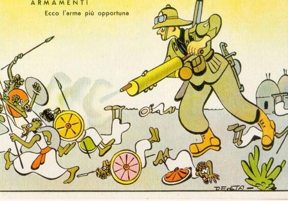 armamenti fascisti